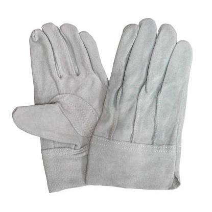 【数量限定】上質皮手袋 120組10ダース作業用皮手袋(牛床革手袋背縫い)皮手袋お買い得120双 皮手 革手