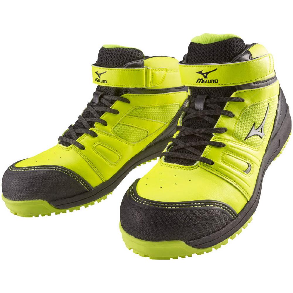 期間限定ポイント10倍!!【送料無料】MIZUNO 安全靴 C1GA1602ミズノワーキング C1GA1600 ワーキングシューズ ミッドカットタイプ C1GA1601 ハイカット