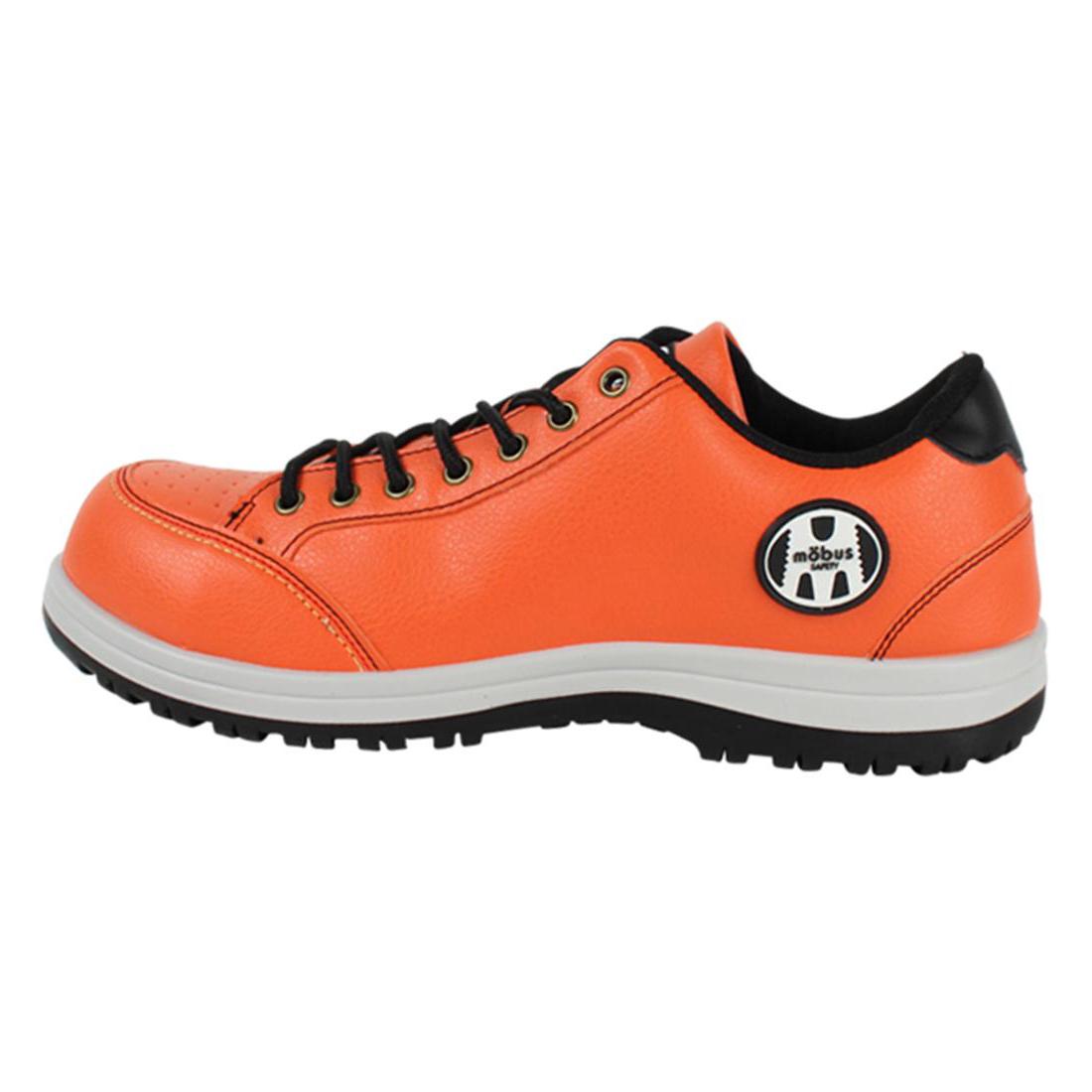 安全靴 モーブス mobus ヒモ MBS-1001 安全靴スニーカーJSAA規格A種