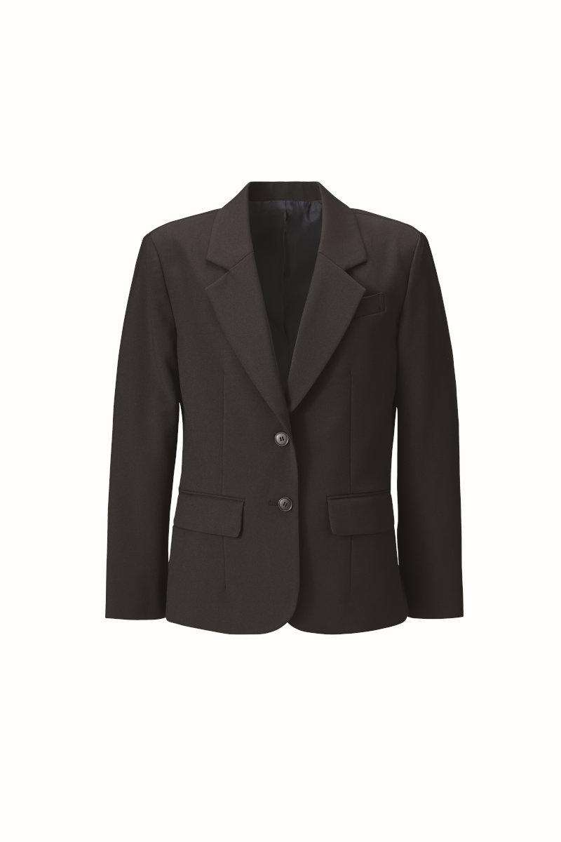 XEBEC16018 ジーベック スーツ レディスジャケット 7AR~19AR