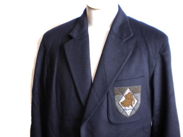 美品 ◆ アイスバーグ テーラードジャケット 濃紺 サイズ44 ◆