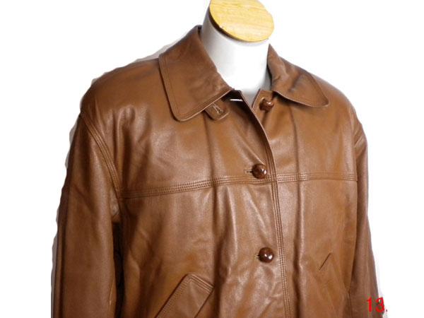 美品 ♪★ MELROSE メルローズ ジャケット 羊革 ★女性用 13z29