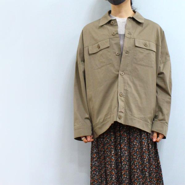 シャツジャケット 50%OFF 驚きの価格が実現 Dignite collier ディニテ ジャケット《セール品につき返品不可》 胸ポケット付き 809330 コリエ 新作送料無料 シャツ