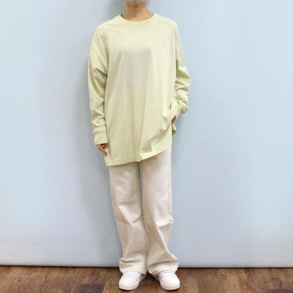 長袖カットソー Johnbull ジョンブル ロング メーカー在庫限り品 Tシャツ 輸入 ZC712
