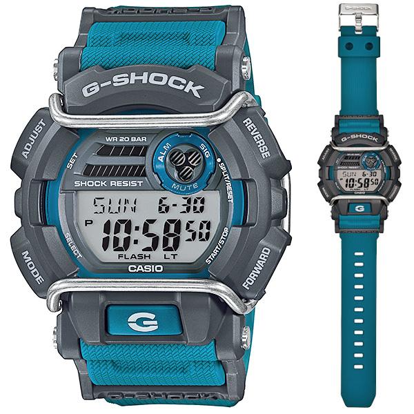 CASIO G-SHOCK GD-400-2 カシオ Gショック 腕時計 ブルー×ダークグレー 青【防水】Gライド G-LIDE【国内品番 GD-400-2JF】海外モデル【新品】『宅配便』で全国**