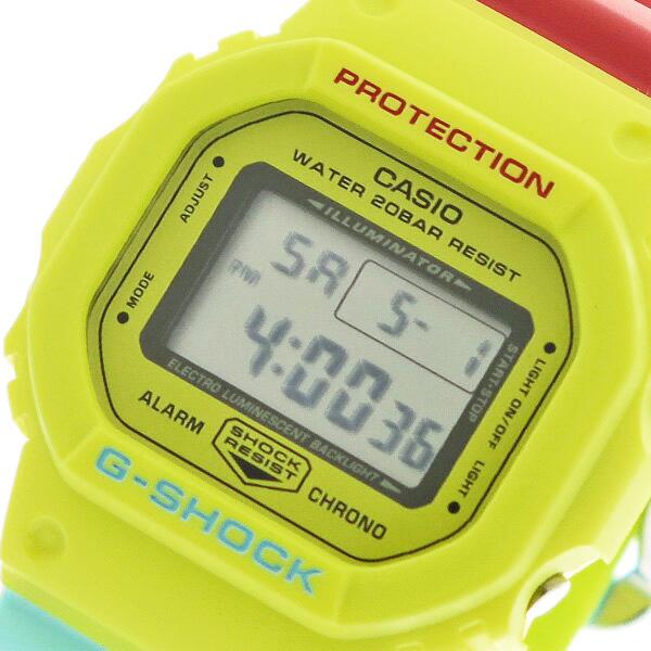 CASIO G-SHOCK DW-5600CMA-9 カシオ Gショック 腕時計Breezy Rasta Color ブリージー・ラスタカラー【国内 DW-5600CMA-9JF と同型】海外モデル【新品】