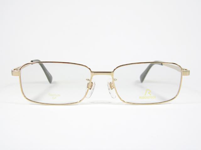 【眼鏡名門】日本製のローデンストック RODEN R-238-AEXCLUSIV フルリム ゴールド