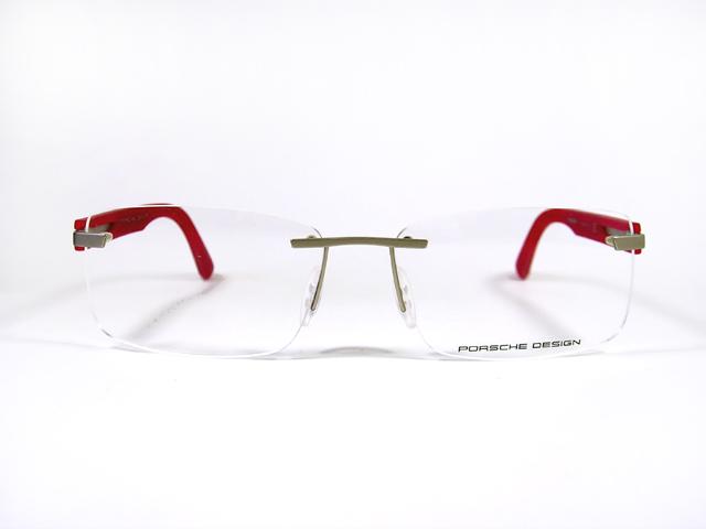 PORSCHE DESIGNポルシェデザイン ツーポイントフレーム P8232-B【税込・送料無料】