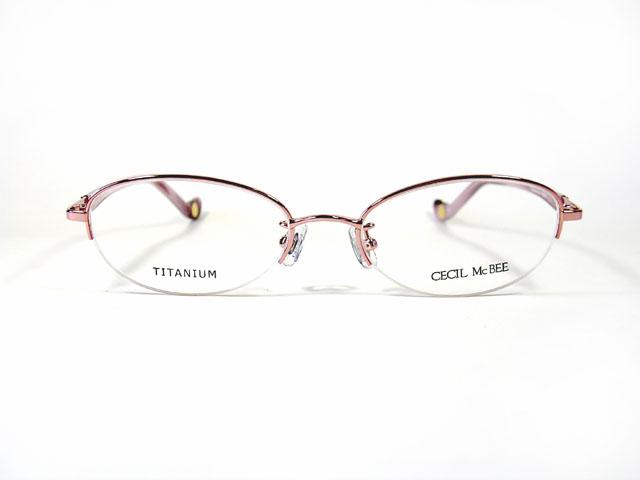 セシルマクビー ピンクのナイロールCECIL McBEE CMF-3024 C-4【送料無料】