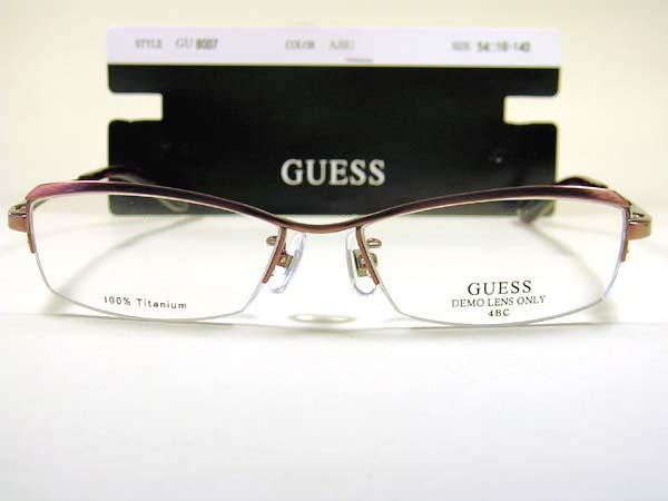 GUESSゲス GU-8007-ナイロール【送料無料】