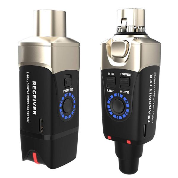 Xvive / XV-U3 マイクロフォン・デジタルワイヤレスシステム