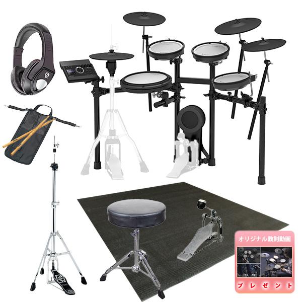 【バリューセット】 Roland(ローランド) / TD-17KVX-S [V-Drums 電子ドラム エレドラ Vドラム]【11月以降入荷予定/ご予約順にご案内】