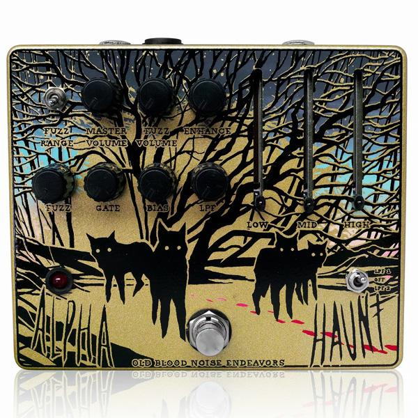Old Blood Noise Endeavors(オールドブラッドノイズエンデヴァーズ) / Alpha Haunt - ファズ - 《ギターエフェクター》