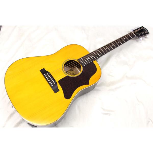 新品特価品 Headway / HJ-BUDDY ANA (アンバーナチュラル) エレアコ アコースティックギター 便利な小物セット付き ヘッドウェイ