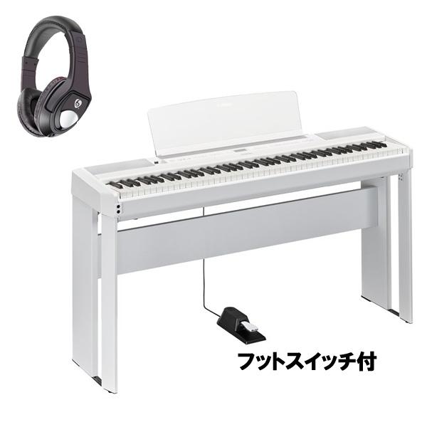 【専用スタンドセット】 YAMAHA(ヤマハ) / P-515WH ホワイト / L-515WH ホワイト - 電子ピアノ -