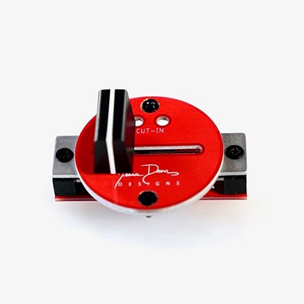 Jesse Dean Designs / JDDX2RS-A (RED) CONTACTLESS FADER for Numark PT01 Scratch 非接触タイプ交換フェーダー