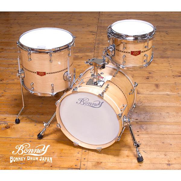 【納期要確認】Bonney Drum - Japan(ボニードラムジャパン) Set/ JAM 16