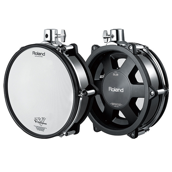 Roland(ローランド) / PD-128-BC - 電子ドラム用Vパッド -【V-Drum用アクセサリー】