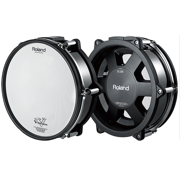 Roland(ローランド) / PD-128S-BC - 電子ドラム用Vパッド -【V-Drum用アクセサリー】