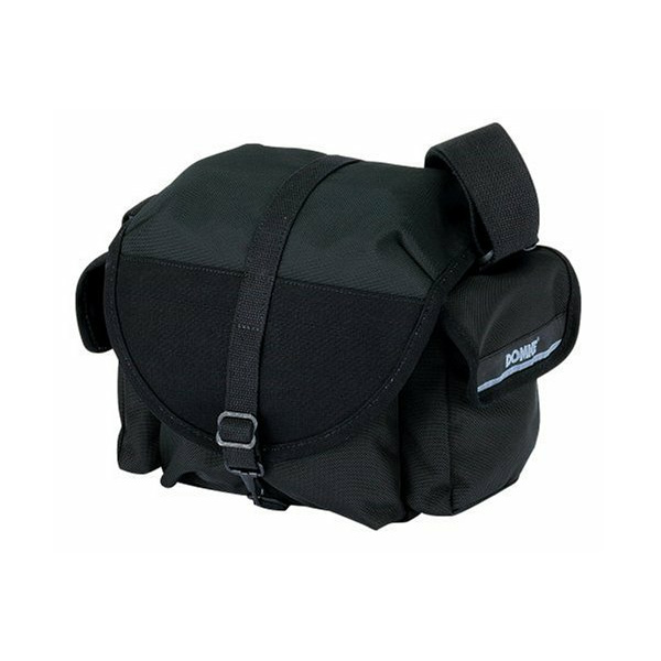 SUPER 定番キャンバス 完全送料無料 COMPACT BAGシリーズ F-3XB DOMKE BALLISTIC NYLON BAG 直輸入品 カメラバッグ 700-F3B ドンケ BLACK