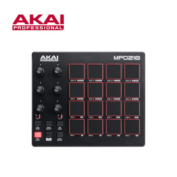 Akai(アカイ) / MPD218 -パッドコントローラ- -【納期未定】