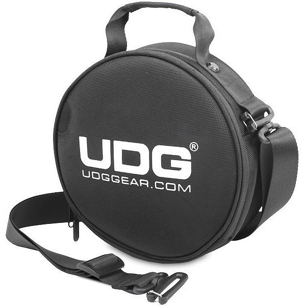 【緊急告知 12/19~26限定エントリ―P7倍】UDG / Ultimate DIGI ヘッドフォンバッグ ブラック (U9950BL) ヘッドホンケース
