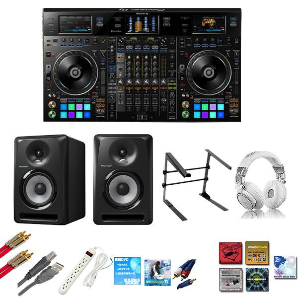 14大特典付 Pioneer(パイオニア) / DDJ-RZX / S-DJ50X 激安世界最上Cセット
