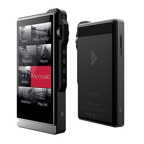 iBasso Audio DX200 【64GB】 ハイレゾ対応 デジタルオーディオプレイヤー(DAP) 国内正規品 アイバッソ オーディオ