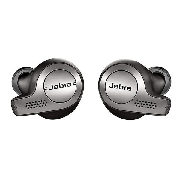 1大特典付 Jabra / Elite 65t (Titanium Black) Alexa対応 完全ワイヤレスイヤホン ジャブラ 直輸入品 防塵防水IP55