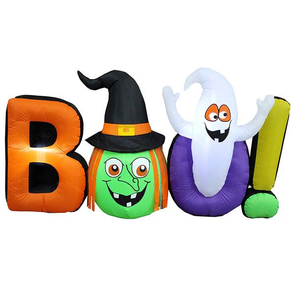BZB Goods / バルーンライト 魔女とゴースト - ハロウィングッズ -