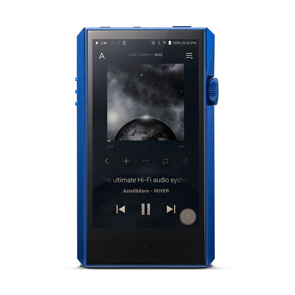 Astell&Kern / A&ultima SP1000M 128GB (Lapis Blue) 【レザーケース付属】ハイレゾ音源対応 ポータブルオーディオプレーヤー DAP アステル&ケルン 国内正規品
