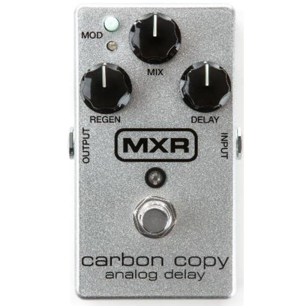 1大特典付 MXR / M169A Carbon Copy Analog Delay 10TH Anniversary Edition 【10周年限定生産品】 アナログディレイ ギターエフェクター