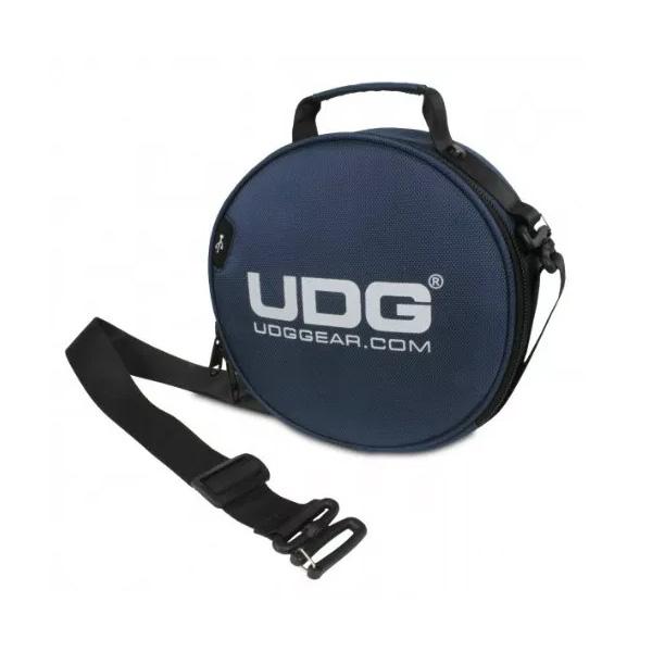 【緊急告知 12/19~26限定エントリ―P7倍】UDG / Ultimate DIGI ヘッドフォンバッグ ダークブルー (U9950DB) - ヘッドホンケース