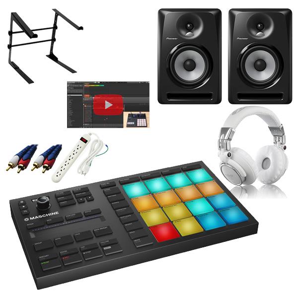 【5大特典付】 Native Instruments / MASCHINE MIKRO MK3 & Pioneer / S-DJ60X激安定番セット