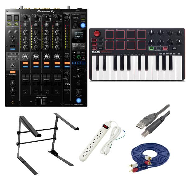 【4大特典付き】 Pioneer / DJM-900NXS2 & Akai / MPK MK2セット