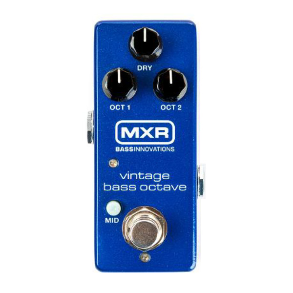 MXR / M280 Vin Bass Octave オクターバー ベースエフェクター