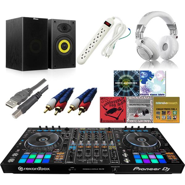 【15大特典付】 Pioneer / DDJ-RZ 【rekordbox dj無償】 激安プロ向けBセット