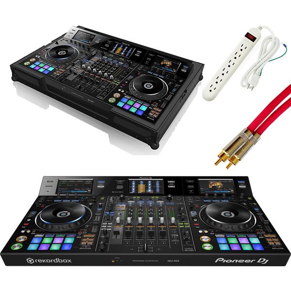 【7大特典付】 Pioneer / DDJ-RZX 【rekordbox dj無償】 激安世界最上ハードケースセット