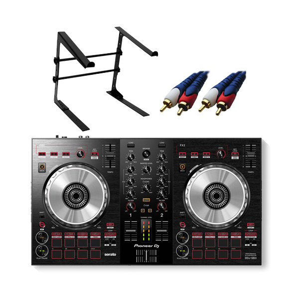 【7大特典付】 Pioneer / DDJ-SB3 【Serato DJ Lite無償】 激安定番オススメAセット