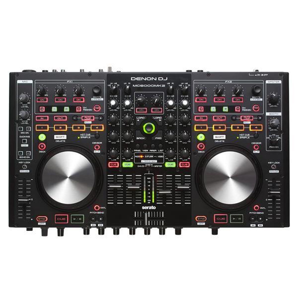 5大特典付 Denon(デノン) / MC6000MK2 【Serato DJ Pro 無償】 - PCDJコントローラー -