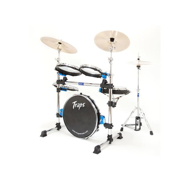 Traps Drums(トラップス ドラムス) / A400NC - コンパクトなドラムセット - ※シンバル類は付属していません 【次回7月予定】