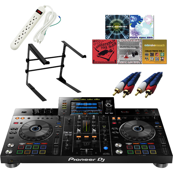 【13大特典付】 Pioneer / XDJ-RX2 【rekordbox dj無償】 激安初心者Cセット