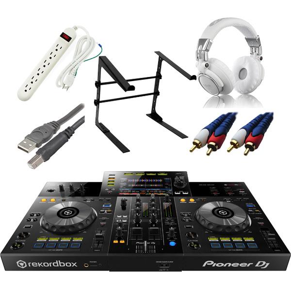 【15大特典付】 Pioneer / XDJ-RR 【rekordbox dj無償】 激安初心者オススメCセット