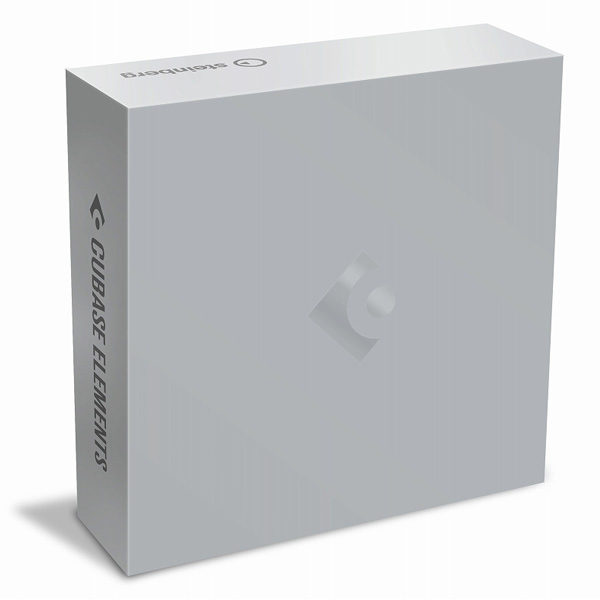 Cubase Elements 秀逸 10.5 通常版 爆安 STEINBERG 国内正規品 スタインバーグ DAWソフト 音楽編集