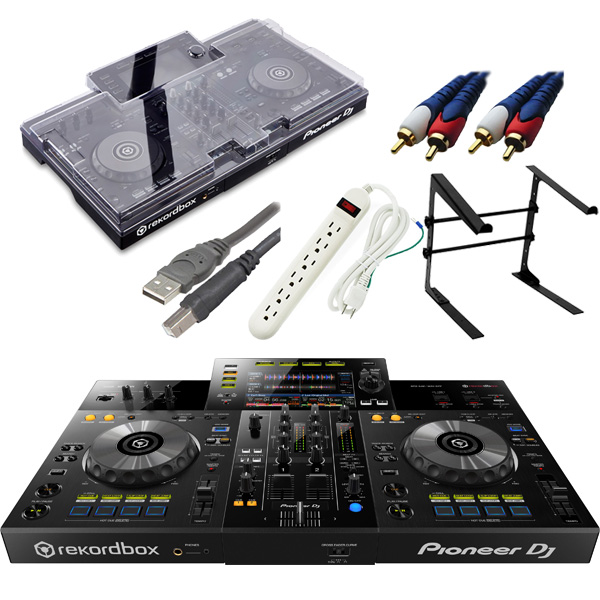 【13大特典付】 Pioneer / XDJ-RR 【rekordbox dj無償】 デッキセーバー激安初心者オススメCセット