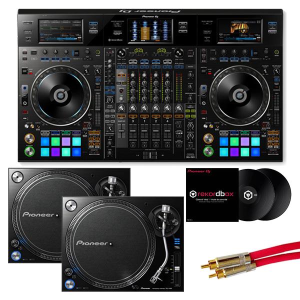 【8大特典付】 Pioneer / DDJ-RZX 【rekordbox dj無償】 PLX-1000 DVSセット