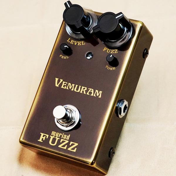 VEMURAM(ベムラム) / Myriad Fuzz - ファズ - 《ギターエフェクター》