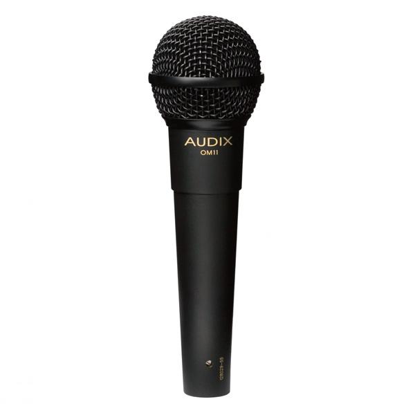 AUDIX(オーディックス) / OM11 - ボーカル用ダイナミックマイク -