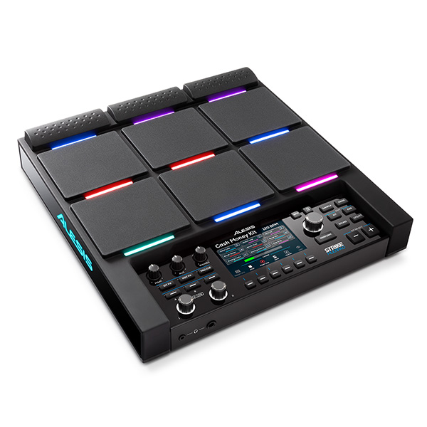 Alesis / Strike MultiPad サンプラー&ルーパー付きパーカッション・パッド 【アレシス】