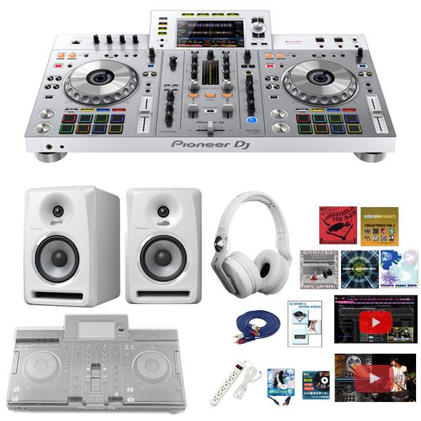 14大特典付 Pioneer(パイオニア) / XDJ-RX2-W & S-DJ-50X-W ホワイトセット